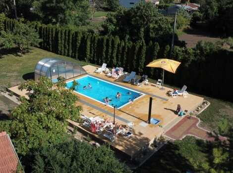 bazén Lednice Hippoclub